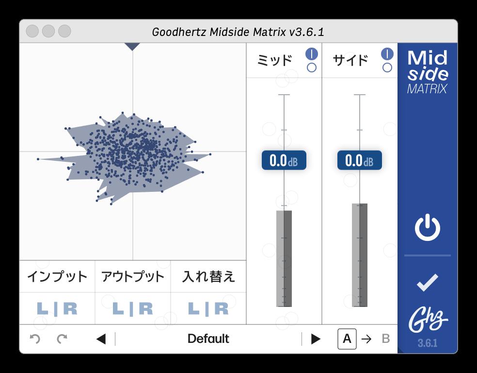 Midside Matrix